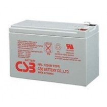 Akumuliatorius 12V 9Ah 34W Pb CSB  CSB-HRL1234W