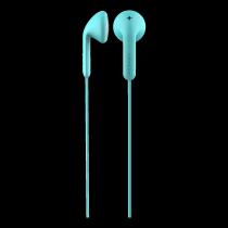 Ausinės DeFunc Go TALK į ausis, su mikrofonu,  žydros / D0116