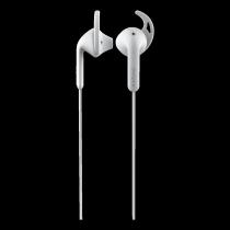 Ausinės DeFunc Go SPORT į ausis, su mikrofonu, baltos / D0122