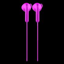 Ausinės DeFunc Go HYBRID į ausis, su mikrofonu, rožinės / D0145