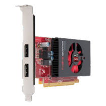 PCI vaizdo plokštė HP, 2GB / DEL1006858