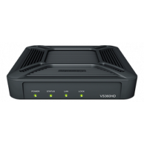 Synology VisualStation Monitoring Station, 16 Channels, Full HD, VESA, Black / DEL1007034 / VS360HD