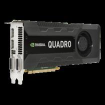 HP Nvidia Quadro K5000 Vaizdo plokštė HP C2J95AA / DEL1008181