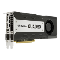 HP Nvidia Quadro K6000 vaizdo plokštė C2J96AA / DEL1008182