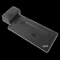 """hinkPad Basic"""" stotelė, 90W, """"DisplayPort"""", """"Ethernet"""", USB, VGA Lenovo juoda / DEL1009603"""