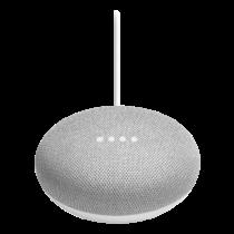 Google Home Mini išmanioji kolonėlė, 2.4 / 5GHz, Wi-Fi, pilka / GA00210 / DEL1009622