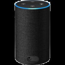 Amazon Echo (2nd Gen) Išmanus garsiakalbis, Alexa, Charcoal Textile B0749WVS7J /DE1009680