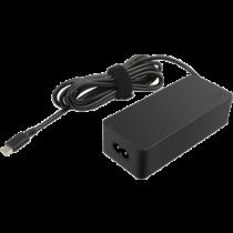 "65W maitinimo adapteris, USB-C, ,,smart"" įtampa Lenovo juoda / DEL1009875"