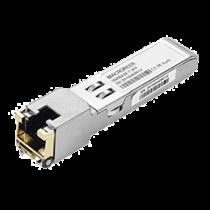 Aruba Cat5e - SFP siųstuvas / imtuvo modulis  (mini-GBIC) - GigE - 1000 Base-T - RJ-45 -iki 100m -  HPE Aruba 8320 HPE / DEL1009946