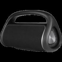 Nešiojamas NGS BLUETOOTH  garsiakalbis, 40W, 1,7 kg, 4 valandos, IPX5, juodas ROLLER SLANG