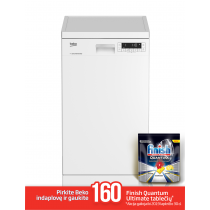 Dishwasher BEKO DFS26024W
