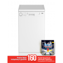 Dishwasher BEKO DFS05013W
