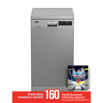 Dishwasher BEKO DFS28123X