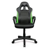 Žaidimų kėdė L33T GAMING ENCORE žalia