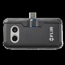 """Terminio vaizdo kamera skirta Android, micro-USB, -20 to +400 ° C, juoda """"FLIR ONE Pro""""  / FL1PRO-AND"""