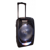 N-GEAR FLASH 1210  garso sistema, 300W, Bluetooth 4, juosas/violetinis/ FLASH-1210