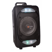 N-GEAR FLASH 610 garso sistema, 100W, Powerbank funkcija, juoda / FLASH-610