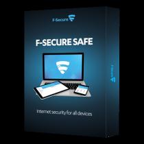 Antivirusinė programa F-Secure  FCFXAT1N003NC SAFE / FSEC-159