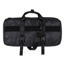 DELTACO GAMING klaviatūros apsauginis krepšys, juodas / GAM-010