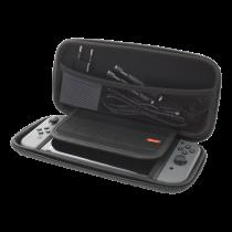 """""""DELTACO GAMING"""" - """"Nintendo Switch"""" nešiojamasis dėklas, 5 lizdai žaidimams GAM-089"""