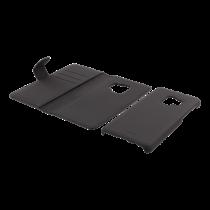 Dėklas DELTACO 2-in-1, tinkamas Samsung S9, juodas / GLX9-100