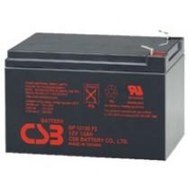 Akumuliatorius 12V 12Ah F2 Pb CSB  CSB-GP12120