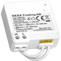 Dimeris/imtuvas NEXA WMR-252, 433.92 MHz, 230 V / GT-267
