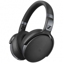 Ausinės Sennheiser HD 4.40BT bluetooth, ant ausų, su mikrofonu, NFC, juodos / HD-440BT