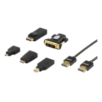 Adapteris DELTACO HDMI-251