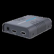120 m HDMI KVM plėstuvas per tinklo kabelį