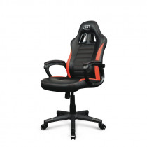 The Encore gaming chair  L33T, red , PU / 160439