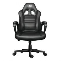 Žaidimų kėdė L33T GAMING ENCORE juoda PU