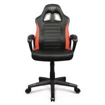 Žaidimų kėdė L33T GAMING ENCORE raudona