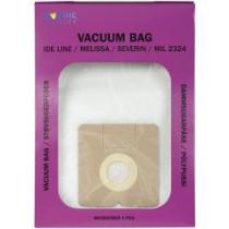 Dulkių maišeliai Nordic Quality MIL2324 IDELINE, HOOVER, 5vnt / 358113