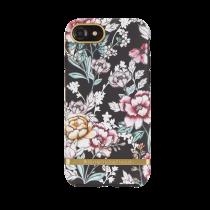 Dėkliukas Richmond tinkamas iPhone 6/6s/7, juodas, gėlėtas / IP678-206