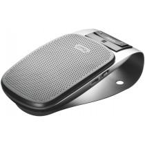 Laisvų rankų įranga JABRA Drive skirta automobiliui, Bluetooth 3.0, iki 20 valandų kalbėjimo trukmė, atsiliepimo mygtukas, valdymas balsu, pilkas / JABRA-104