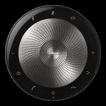 """""""Jabra Speak 710 UC"""", nešiojamas """"Premium"""" klasės garsiakalbis """"Bluetooth"""", USB, juodas 7710-409  JABRA-416"""