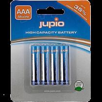 Baterijos JUPIO AAA / LR3, 1.5V, neįkraunamos 4 vnt. (JBA-AAA4) / JUPIO10223