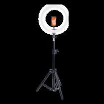 "GADGETMONSTER ""Vlogging"" LED stovas / lempa, GDM-1023"
