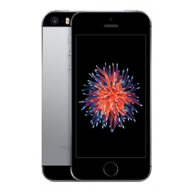 "Apple iPhone SE, 16GB, 4 ""Retina Display, 12MP, 4G LTE, Touch ID, Space Gray / MLLN2KS/A"