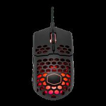 Žaidėjo pelė COOLER COOLER MASTER MM711, juoda / MM-711-KKOL1
