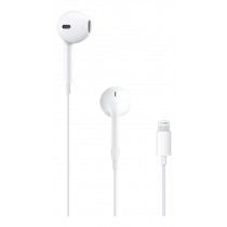 Apple EarPods with Lightning Connector, In-Ear Headset for iPhones MMTN2ZM/A