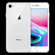 Apple iPhone 8 64GB, 12MP, sidabrinis / MQ6H2QN/A