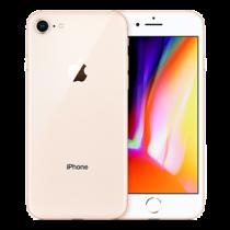 """Apple iPhone 8, 64GB, 4.7 """"HD Retina Display, Gold / MQ6J2QN/A"""