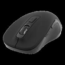"""DELTACO Optinė """"tyli"""" pelė, bevielė, 600-1200 DPI, juoda / MS-762"""