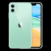 "Apple iPhone 11- Dual SIM - 4G - 64 GB - 6.1 ""- 1792 x 828 pixels (326 ppi)  green / MWLY2QN/A"