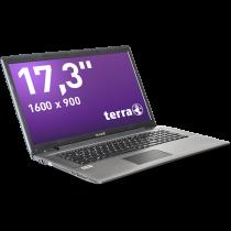 """Nešiojamasis kompiuteris Terra 17.3"""", 4GB, juodas / NL1220519"""