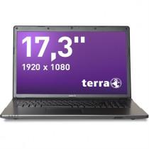 """Nešiojamasis kompiuteris Terra I5-6300HQ, 17.3"""", 8GB / NL1220567"""