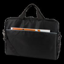 """Nešiojamo kompiuterio krepšys DELTACO iki 15,6 """", poliesteris, juodas / NV-768"""