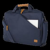 """Krepšys DELTACO nešiojamiems kompiuteriams, 15.6"""", mėlynas / NV-783"""